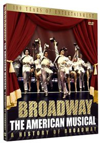 Broadway-The American Musical - (Import DVD)