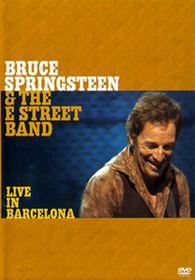 Bruce Springsteen - Live In Barcelona (DVD)