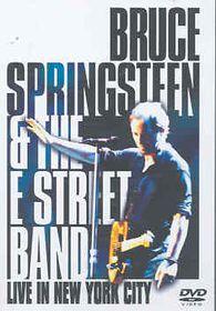 Bruce Springsteen-In New York (DVD Case) - (Import DVD)