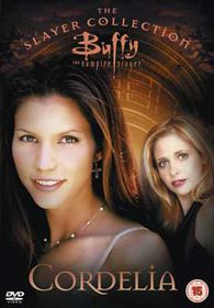 Buffy Vampire Slayer-Cordelia - (Import DVD)