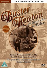 Buster Keaton-Hard Act To Foll - (Import DVD)