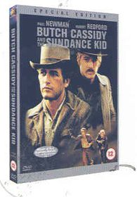 Butch Cassidy and the Sundance Kid - (Import DVD)