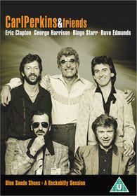 Carl Perkins & Friends - (Import DVD)