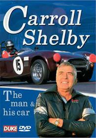 Carroll Shelby-Man & His Cars - (Import DVD)