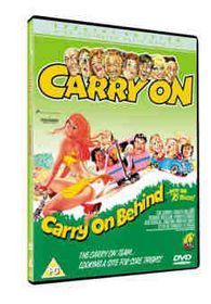 Carry On Behind (Special Edition) - (Import DVD)