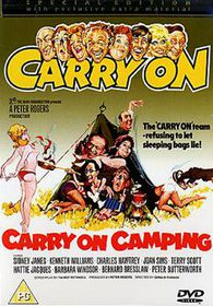 Carry On Camping - (Import DVD)