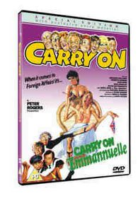 Carry On Emmanuelle (Special Edition) - (Import DVD)