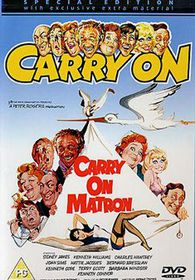 Carry On Matron (Special Edition) - (Import DVD)