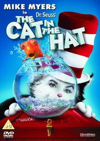Cat in the Hat - (Import DVD)