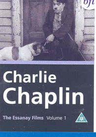Charlie Chaplin-Essanay Vol.1 - (Import DVD)