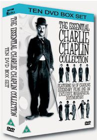 Charlie Chaplin-Essential Col. (10 Discs) - (Import DVD)