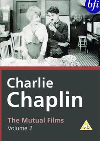 Charlie Chaplin - The Mutual Films - Vol.2 - (Import DVD)