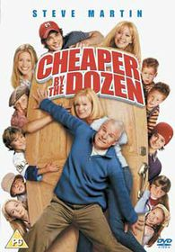 Cheaper By the Dozen - (Import DVD)
