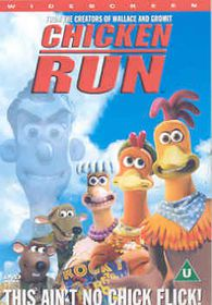 Chicken Run - (Import DVD)
