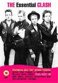 Clash-Essential Clash - (Import DVD)