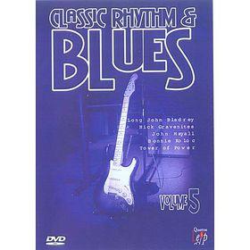 Classic Rhythm & Blues 5 - (Import DVD)