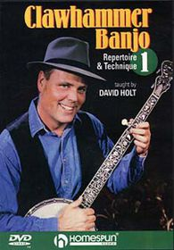 Clawhammer Banjo Lesson 1 - (Import DVD)
