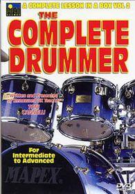 Complete Drummer - (Import DVD)