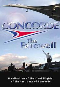 Concorde-The Farewell - (Import DVD)