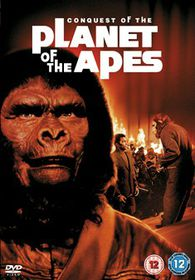 Conquest Of The Planet Of The Apes (DVD)