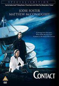 Contact (Jodi Foster) - (Import DVD)