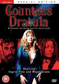Countess Dracula Sp.Edition - (Import DVD)