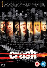 Crash Dir.Cut (Sandra Bullock) (2 Discs -) - (Import DVD)