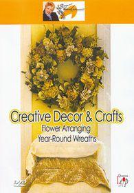 Creative Decor & Crafts 1 - (Import DVD)