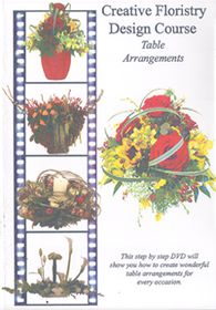 Creative Floristry-Table Arran - (Import DVD)