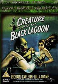 Creature From the Black Lagoon - (Import DVD)