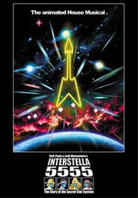 Daft Punk - Interstella 5555 - (Import DVD)