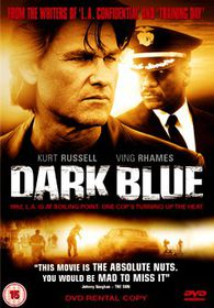 Dark Blue - (Import DVD)