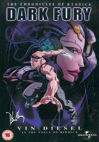Dark Fury-Chron.Of Riddick - (Import DVD)