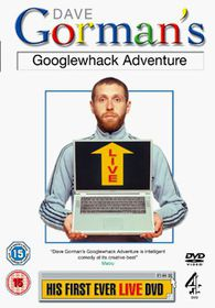 Dave Gorman-Googlewhack Advent - (Import DVD)