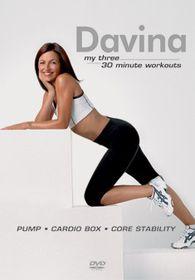 Davina-My 30 Minute Workouts - (Import DVD)