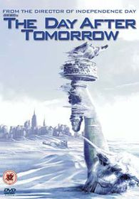 Day After Tomorrow (Single Disc) - (Import DVD)