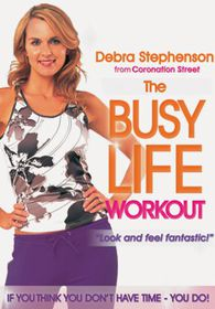 Debra Stephenson: The Busy Life Workout - (Import DVD)