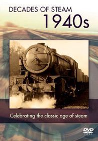 Decade of Steam 1940S - (Import DVD)