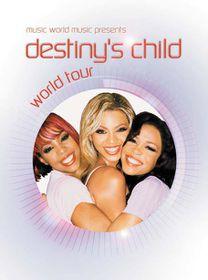 Destiny's Child-World Tour - (Import DVD)