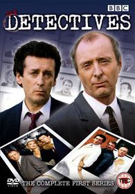 Detectives-Series 1 - (Import DVD)