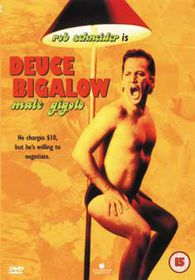 Deuce Bigalow Male Gigolo - (Import DVD)