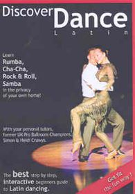 Discover Dance-Latin - (Import DVD)