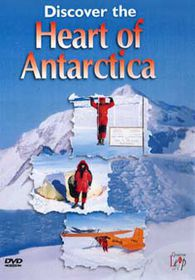Discover the Heart/Antarctica - (Import DVD)