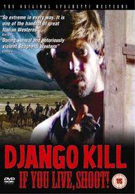 Django Kill - (Import DVD)