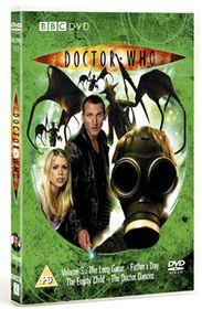 Dr Who-The New Series Vol.3 (Eccleston-Eps.7-10) - (Import DVD)