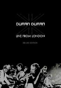 Duran Duran-Live In London+CD (Deluxe Packaging) - (Import DVD)