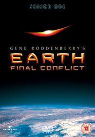 Earth Final Conflict Season 1 (6 Discs) - (parallel import)