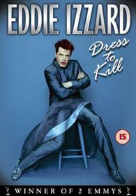 Eddie Izzard-Dress To Kill - (Import DVD)