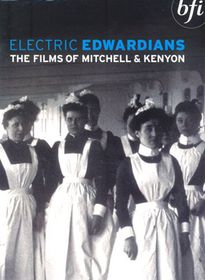 Electric Edwardians-The Films (Mitchell & Kenyon) - (Import DVD)