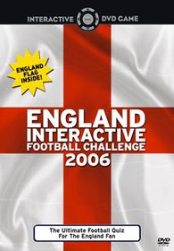England Football Challenge 06 (Interactive) - (Import DVD)